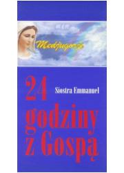 24 godziny z Gospą - okładka książki