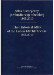 Atlas historyczny (archi)diecezji - okładka książki