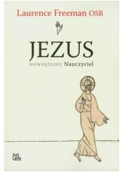 Jezus wewnętrzny Nauczyciel - okładka książki