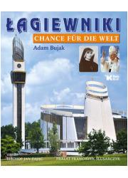 Łagiewniki. Chance fur die Welt - okładka książki