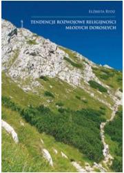 Tendencje rozwojowe religijności - okładka książki