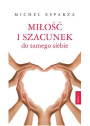 Miłość i szacunek do samego siebie - okładka książki