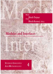 Modules and Interfaces - okładka książki
