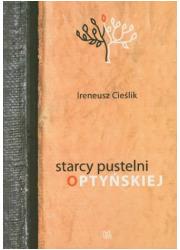 Starcy Pustelni Optyńskiej - okładka książki