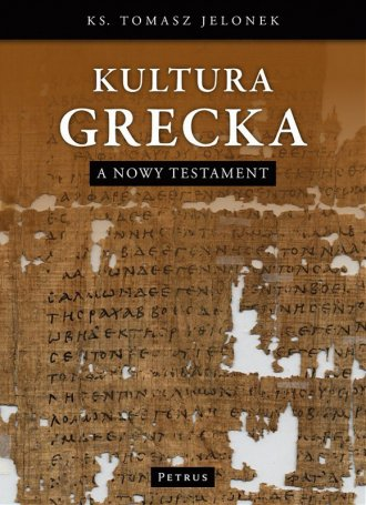 Kultura grecka a Nowy Testament - okładka książki