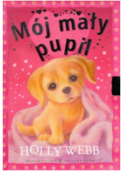 Mój mały pupil! - okładka książki