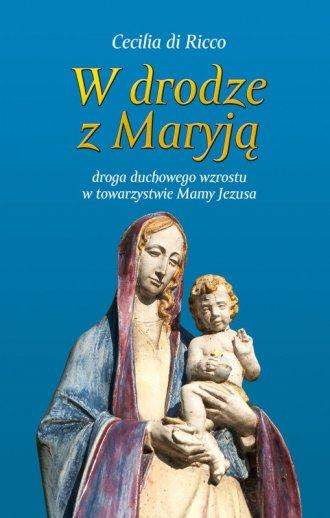 W drodze z Maryją - okładka książki