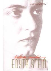 Edyta Stein. Kobieta modlitwy - okładka książki