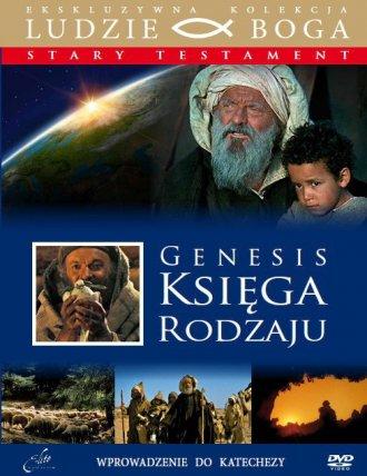 Genesis. Księga Rodzaju (+ DVD) - okładka książki