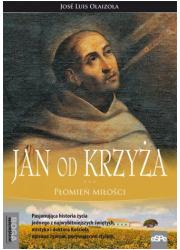 Jan od Krzyża. Płomień miłości - okładka książki