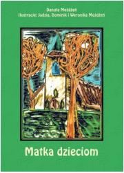 Matka dzieciom - okładka książki