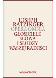 Opera Omnia Tom XII. Głosiciele - okładka książki