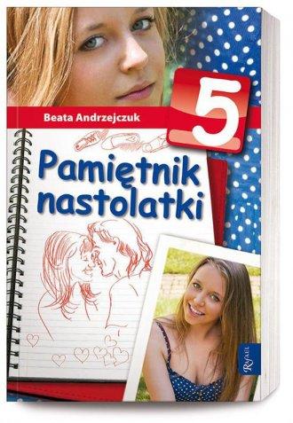 Pamiętnik nastolatki 5 - okładka książki