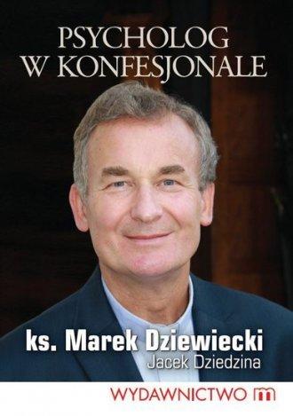 Psycholog w konfesjonale - okładka książki
