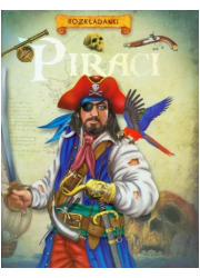 Piraci. Rozkładanki - okładka książki