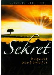 Sekret bogatej osobowości - okładka książki