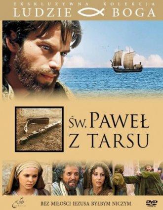 Święty Paweł z Tarsu. Ekskluzywna - okładka książki