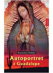 Autoportret z Guadalupe - okładka książki