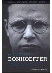 Bonhoeffer. Prawy człowiek i chrześcijanin - okładka książki