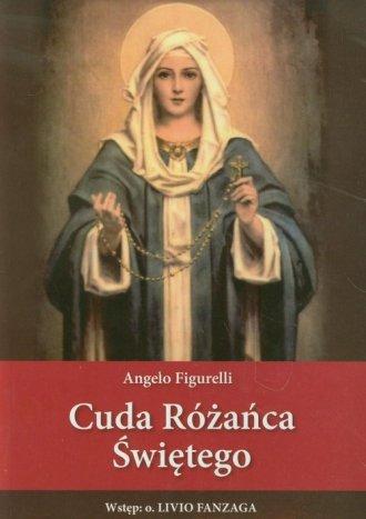 Cuda Różańca Świętego - okładka książki