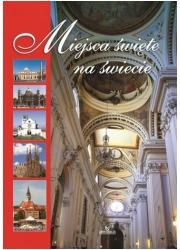 Miejsca Święte na Świecie - okładka książki