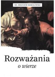 Rozważania o wierze - okładka książki