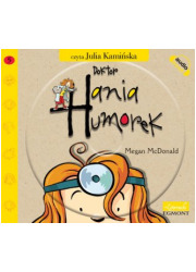 Doktor Hania Humorek. Czyta: Julia - pudełko audiobooku