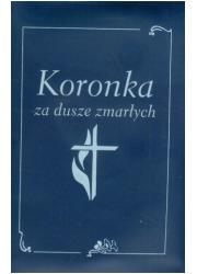 Koronka za dusze zmarłych - okładka książki