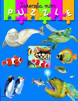 Zwierzęta mórz. Moja pierwsza książeczka - okładka książki