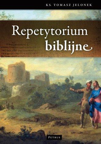Repetytorium Biblijne - okładka książki
