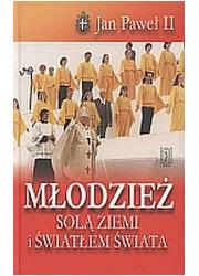 Młodzież solą ziemi i światłem - okładka książki