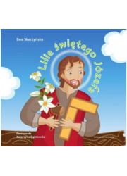 Lilie świętego Józefa - okładka książki