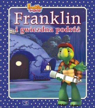 Franklin i gwiezdna podróż - okładka książki