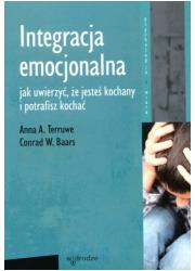 Integracja emocjonalna. Jak uwierzyć, - okładka książki