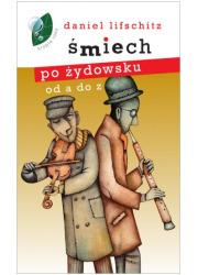 Śmiech po żydowsku od a do z - okładka książki