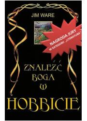 Znaleźć Boga w Hobbicie - okładka książki