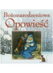 Bożonarodzeniowa opowieść - okładka książki