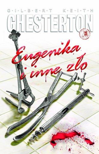 Eugenika i inne zło - okładka książki
