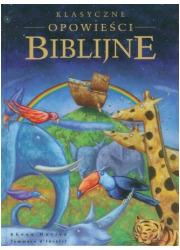 Klasyczne opowieści biblijne - okładka książki