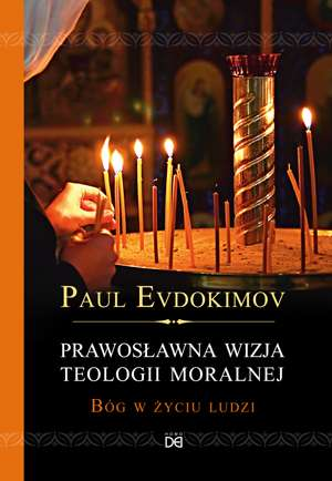 Prawosławna wizja teologii moralnej - okładka książki