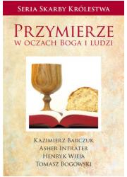 Przymierze w oczach Boga i ludzi - okładka książki