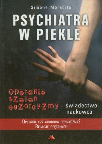 Psychiatra w piekle. Opętanie, - okładka książki