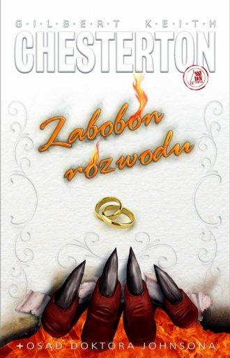 Zabobon rozwodu - okładka książki