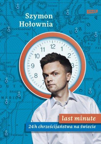 Last minute. 24h chrześcijaństwa - okładka książki