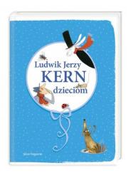 Ludwik Jerzy Kern dzieciom - okładka książki