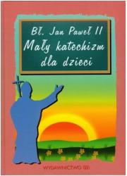Mały katechizm dla dzieci - okładka książki
