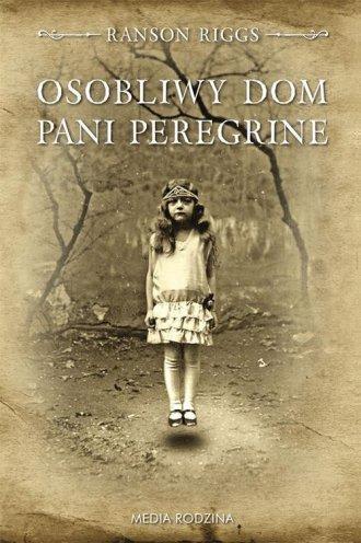 Osobliwy dom pani Peregrine - okładka książki