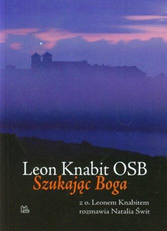 Szukając Boga - okładka książki