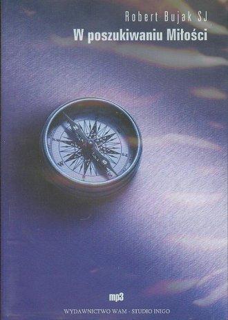 W poszukiwaniu miłości (CD mp3) - pudełko audiobooku