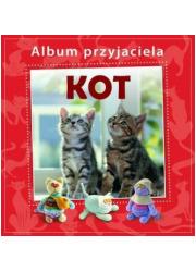 Album przyjaciela. Kot - okładka książki